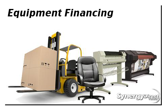 Equipment Financing Synergy Direct Funding